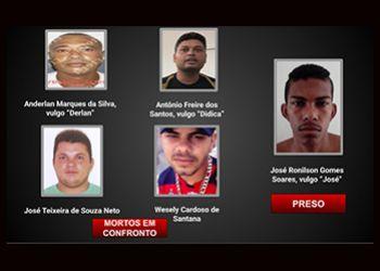 Operação Seven das Polícias Civil e Militar elucida diversos homicídios no Alto Sertão sergipano