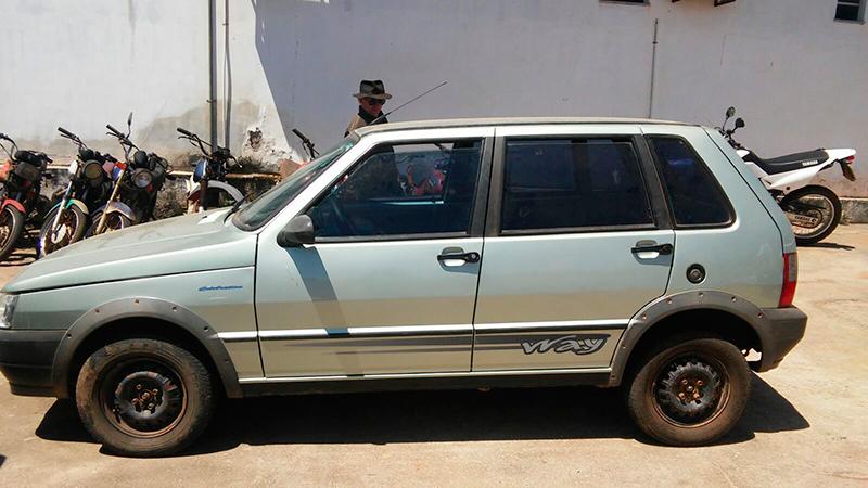 carro tomado assalto Carira Sergipe