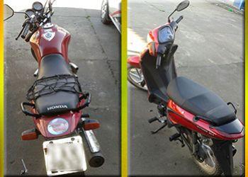 Pol�cia Militar recupera motocicleta e ciclomotores tomados de assalto no final de semana