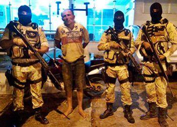Polícia Militar prende em flagrante homem com motocicleta furtada na Feira Livre de Carira