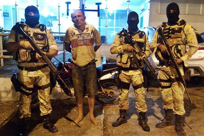 Foto: Polícia Militar de Sergipe