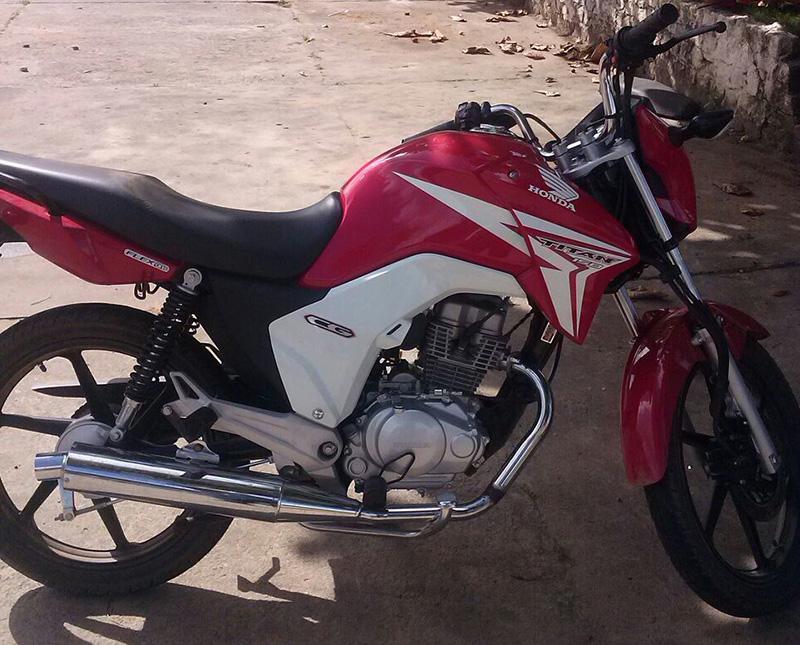 moto roubada itabaiana sergipe