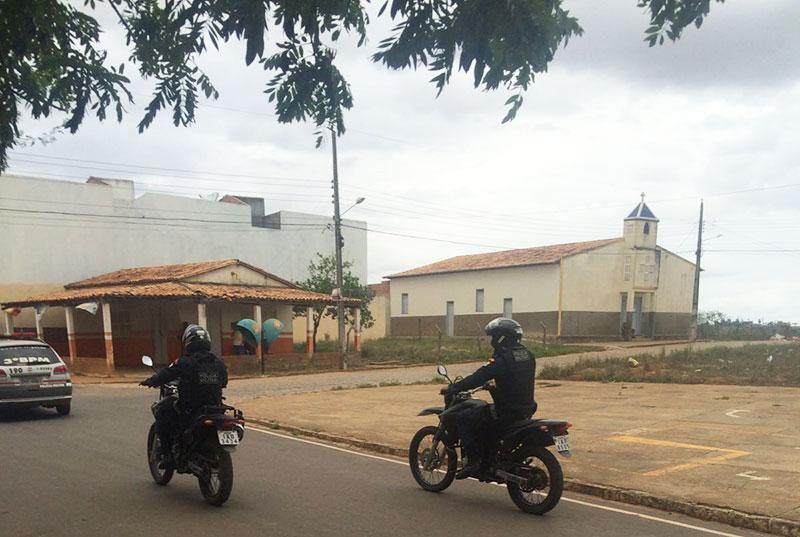 Polícia Militar Sergipe Moto Patrulha Agreste