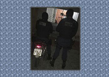 Pol�cia Militar apreende adolescente e recupera ve�culo roubado em Itabaiana