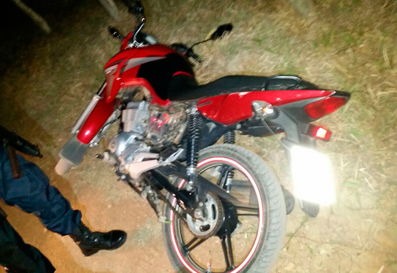 moto assalto Macambira Sergipe