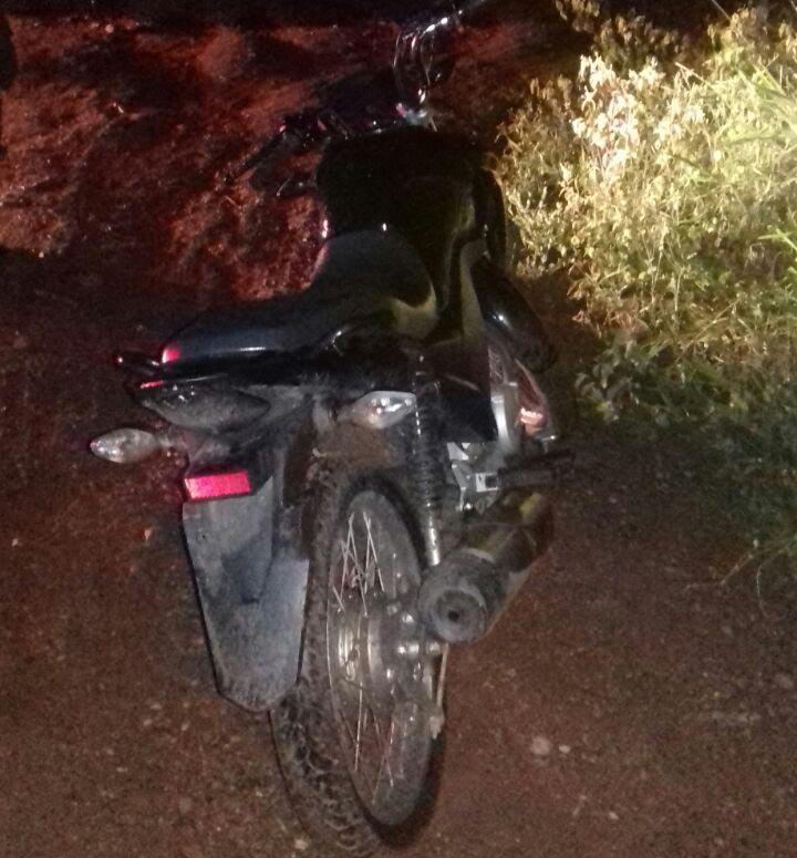 Assalto Motocicleta PM Sergipe Recupera