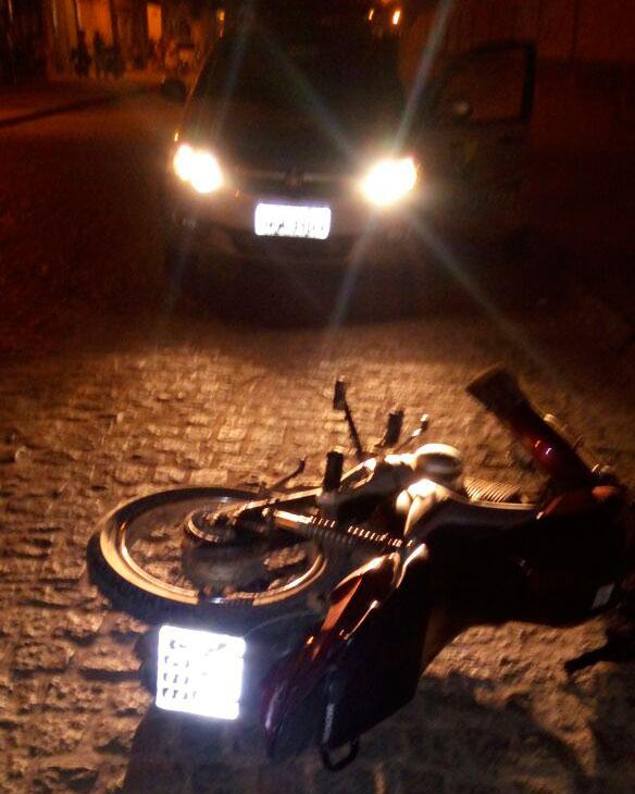 motocicleta Roubo IItabaiana Sergipe
