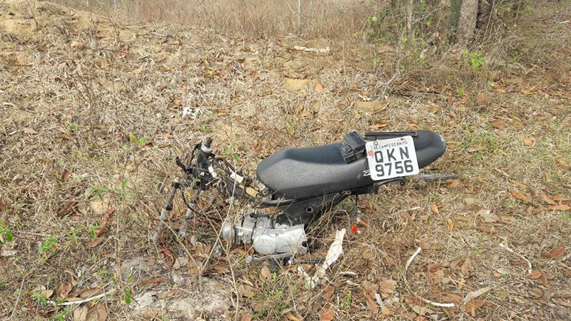 motoneta POP 100 depeneda Itabaiana Sergipe