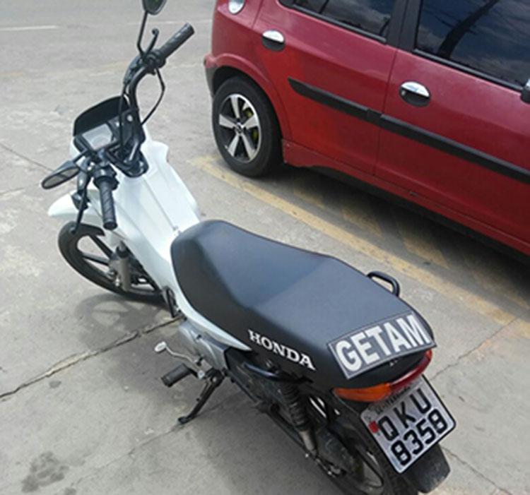motoneta assalto Itabaiana Sergipe