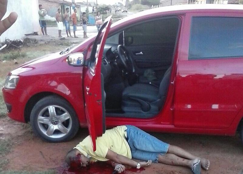 Assassinato Motorista Câmara Vereadores Nossa Senhora das Dores Sergipe