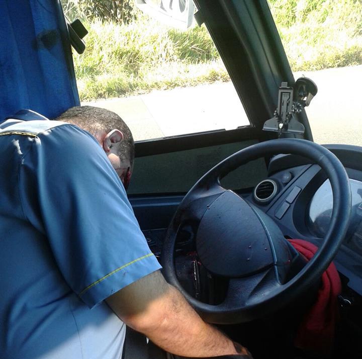 assassinato transporte de passageiros Sergipe