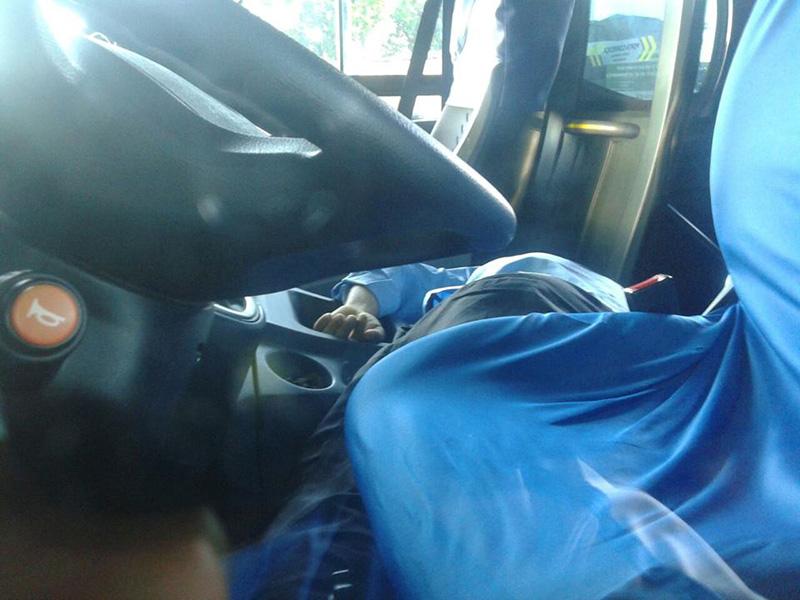 Motorista Coopertalse morto ônibus Sergipe