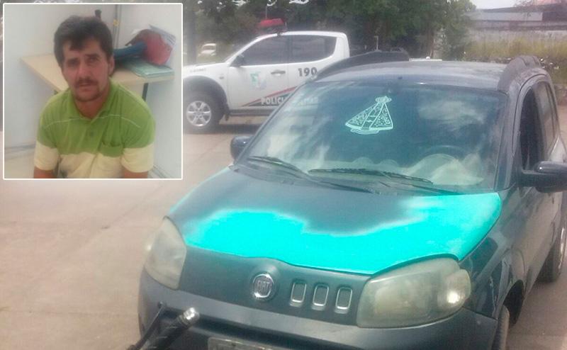 motorista embrigado volante Itabaiana Sergipe