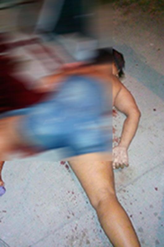 mulher assassinada faca peixeira Areia Branca Sergipe