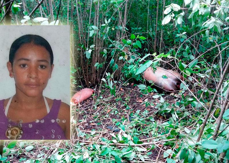 mulher esquartejada Itabaiana Sergipe