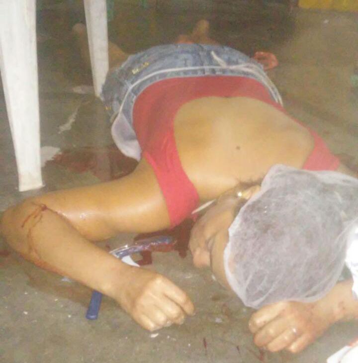 homicídio restaurante umbaúba sergipe