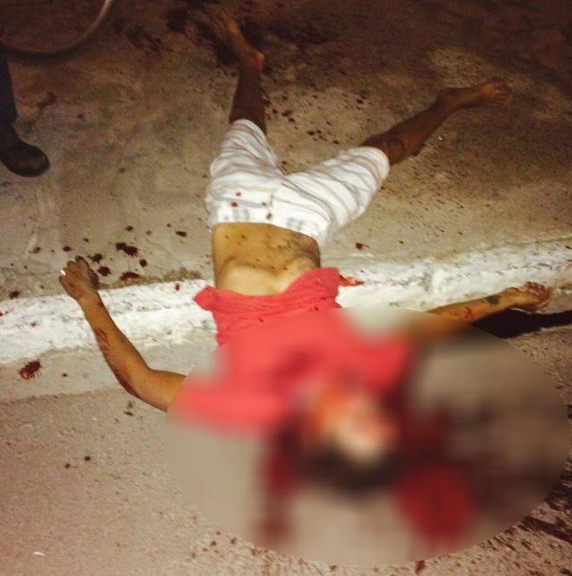 Assassinato Nossa Senhora Aparecida Sergipe