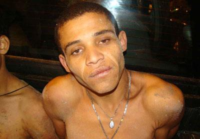 pinta fugitivo sistema prisional de Sergipe