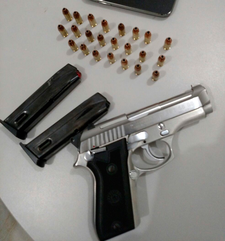 pistola bar Itabaiana Sergipe