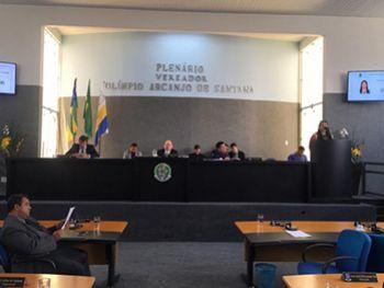 Vereador ofende presidente da C�mara de Vereadores de Itabaiana em sua fala na tribuna do parlamento