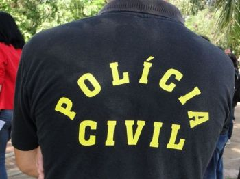 Suspeito pelas mortes de irm�os adolescentes no centro de Itabaiana � apreendido pela Pol�cia Civil