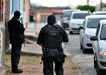 Associa��o criminosa � desarticulada pela Pol�cia Civil no M�dio Sert�o Sergipano