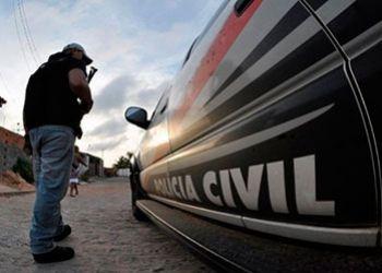 Operação objetivando prender envolvidos em crimes de tráfico de drogas e roubos é deflagrada em Itabaiana