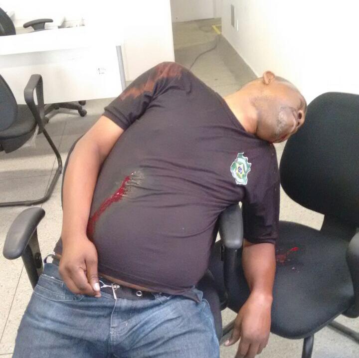 policial morto delegacia de Itabaiana Sergipe