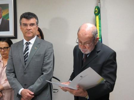Posse Garibalde Mendonça Assembleia Legislativa de Sergipe
