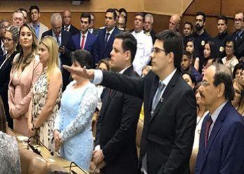 Deputados estaduais de Sergipe s�o empossados para a 19.� Legislatura