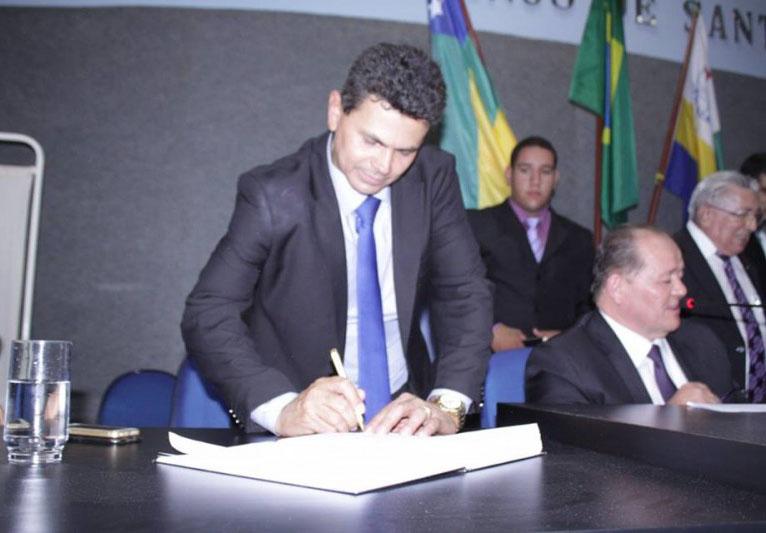 Prefeito Valmir dos Santos Costa Itabaiana Sergipe