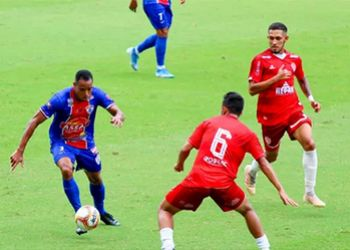 Itabaiana marca gol nos minutos finais e arranca empate fora de casa