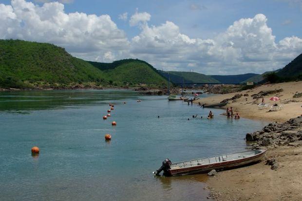 Domingos Montagner afogado Rio Canindé do São Francisco Sergipe