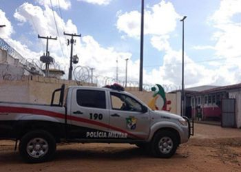 Seguran�as prisionais abortam tentativa de fuga em pres�dio sergipano