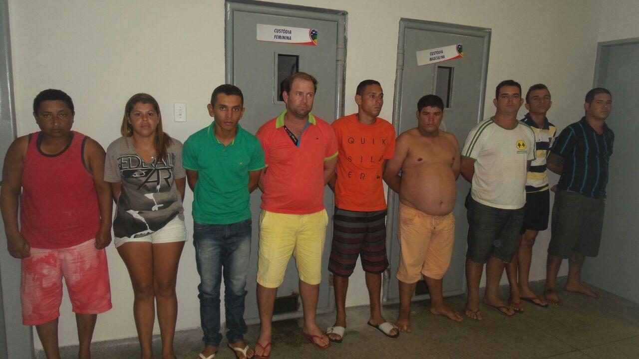 presos Ribeirópolis sergipe