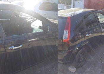 Dois homens são presos em flagrante por tentativa de homicídio em Itabaiana