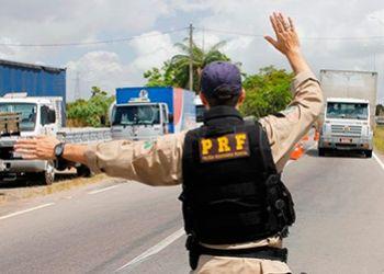 PRF registra acidente grave nas rodovias federais de Sergipe durante a Opera��o Corpus Christi 2016
