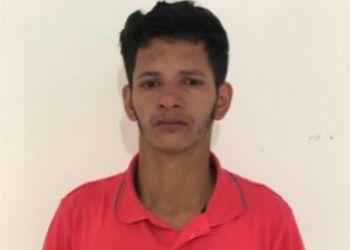 Jovem com passagem policial é preso em Ribeirópolis acusado pela prática de roubo