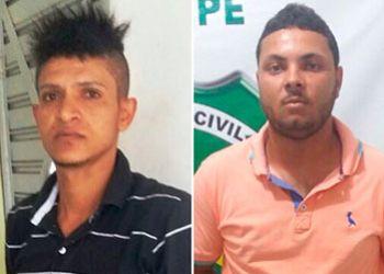 Pol�cia Civil cumpre mandados de pris�o preventivas em desfavor de suspeitos pelo delito roubo em Campo do Brito