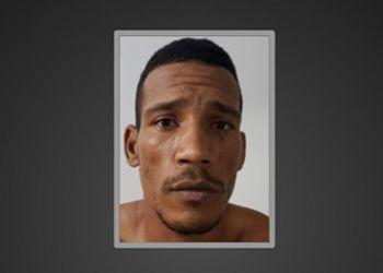 Jovem é preso em flagrante na cidade de Itabaiana pelo crime de tráfico de drogas