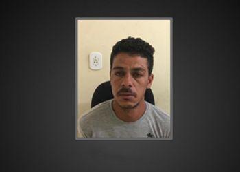 Pol�cia Civil prende foragido da Justi�a acusado de tr�fico de drogas