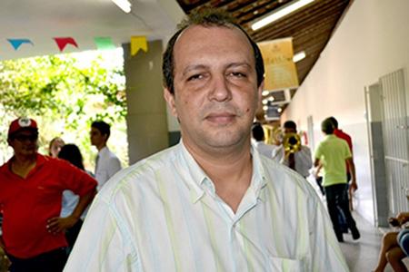 Professor Éder, eleito presidente diretório PT de Itabaiana