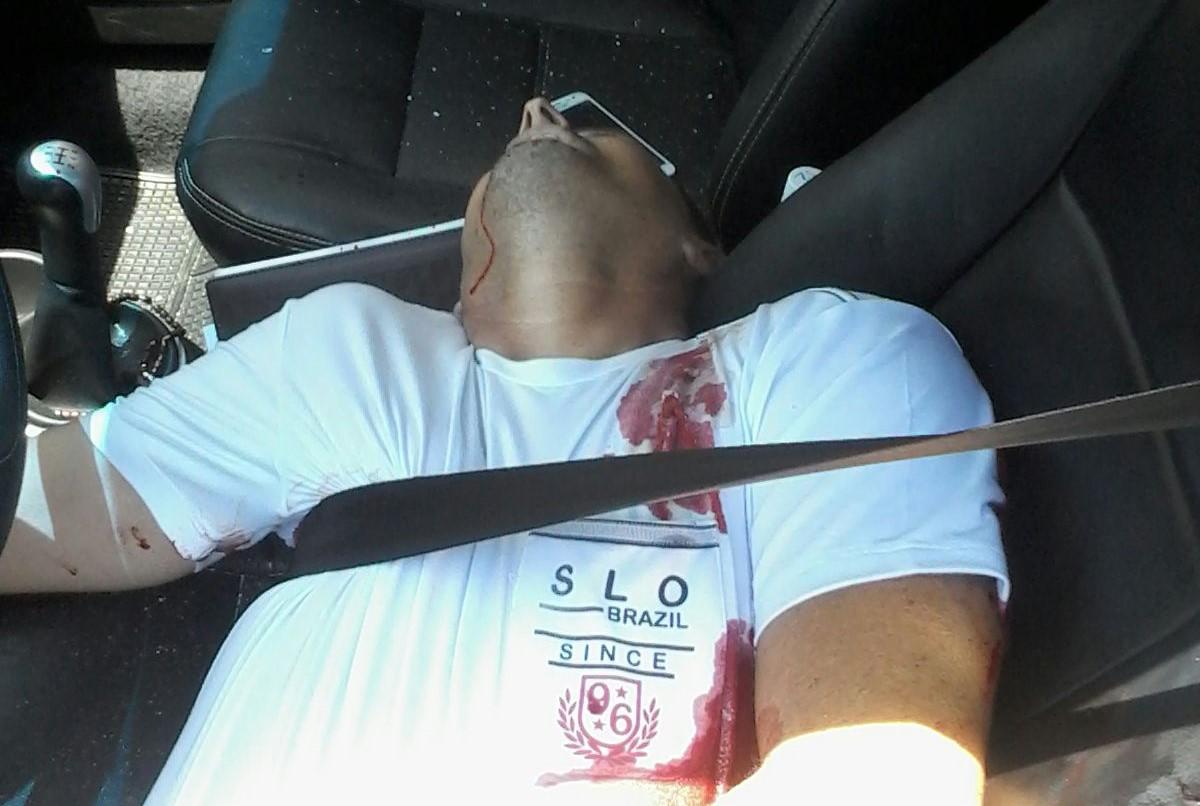 Assassinato professor educação física Aracaju Sergipe