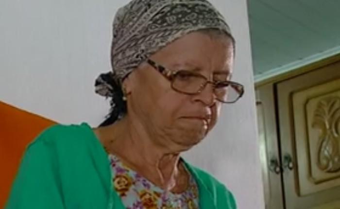 Professora aposentada câncer Nossa Senhora Aparecida Sergipe