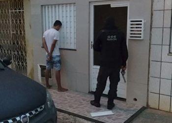 Opera��o � deflagrada em Lagarto pela Pol�cia Civil para desarticular associa��o criminosa