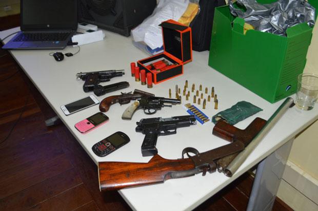 associação criminosa Sergipe