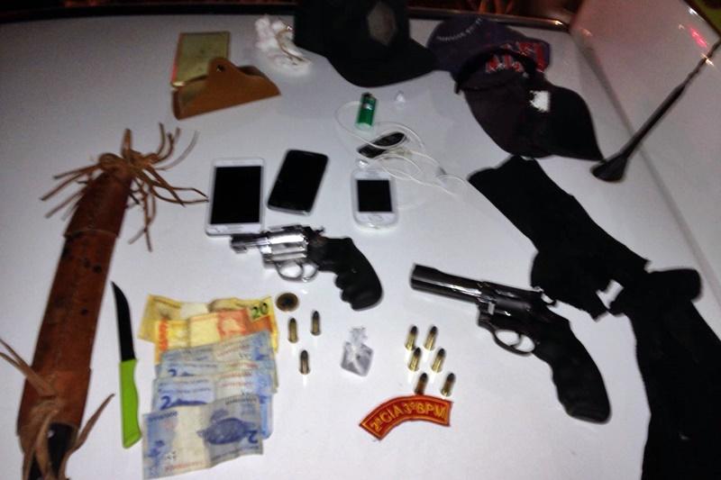assalto arma de fogo Pinhão Sergipe