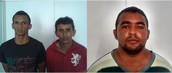 presos assaltos itabaiana sergipe