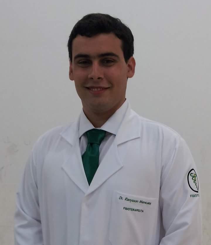 Fisioterapeuta Renysson Meneses Itabaiana Sergipe