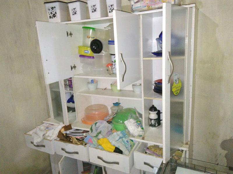 arrombamento residência Malhador Sergipe